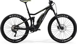 Product image for Merida eOne Twenty 500 27.5+ 2018 - Electric Mountain Bike