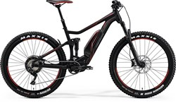 Product image for Merida eOne Twenty 800 27.5+ 2018 - Electric Mountain Bike