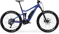 Merida eOne Twenty 900E 27.5+ 2018 - Electric Mountain Bike
