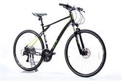 GT Transeo 2.0 - L - Nearly New - 2017 Hybrid Bike