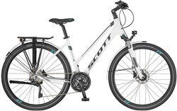 Scott Sub Sport 10 Womens 2018 - Hybrid Sports Bike