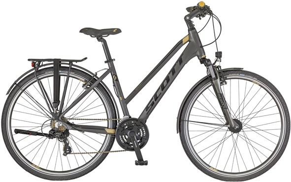 Scott Sub Sport 30 Womens 2018 - Hybrid Sports Bike