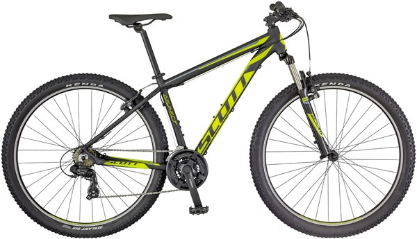 "Scott Aspect 780 27.5"" Mountain Bike 2018 - Hardtail MTB"