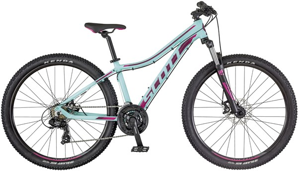 "Scott Contessa 740 27.5"" Womens Mountain Bike 2018 - Hardtail MTB"
