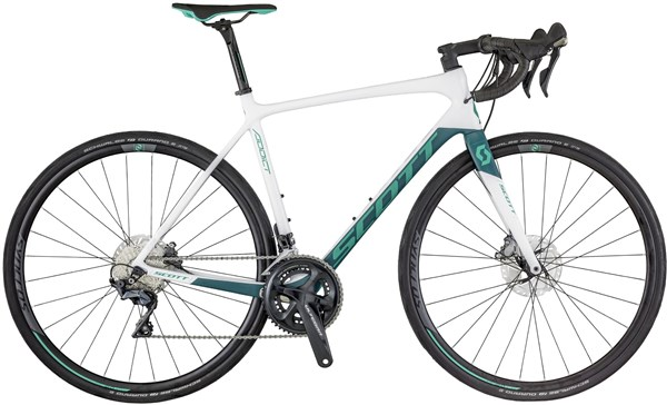 Scott Contessa Addict 15 Disc Womens 2018 - Road Bike