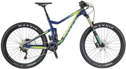 "Product image for Scott Contessa Genius 730 27.5"" Womens Mountain Bike 2018 - Enduro Full Suspension MTB"