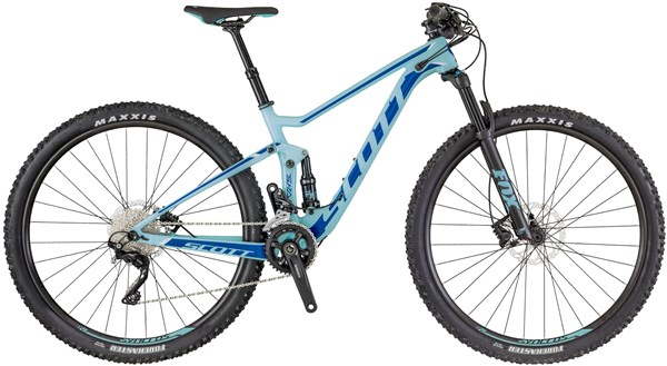 Scott Contessa Spark 920 29er Womens Mountain Bike 2018 - Trail Full Suspension MTB