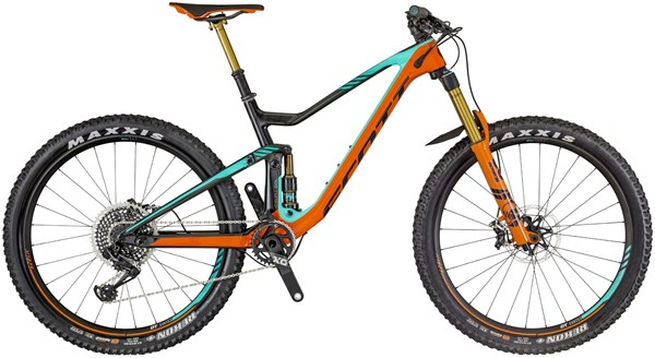 "Scott Genius 700 Tuned 27.5"" Mountain Bike 2018 - Enduro Full Suspension MTB"