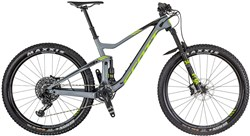 "Scott Genius 720 27.5"" Mountain Bike 2018 - Enduro Full Suspension MTB"