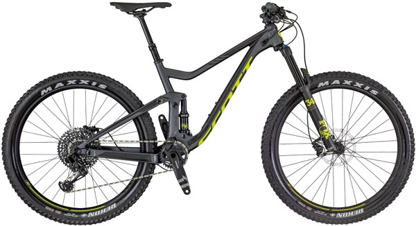 "Scott Genius 740 27.5"" Mountain Bike 2018 - Enduro Full Suspension MTB"