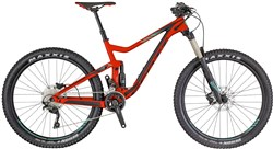 "Scott Genius 750 27.5"" Mountain Bike 2018 - Enduro Full Suspension MTB"
