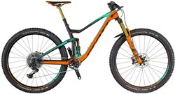 Scott Genius 900 Tuned 29er Mountain Bike 2018 - Enduro Full Suspension MTB