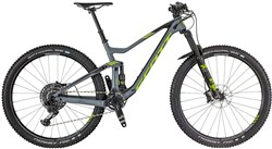 Scott Genius 920 29er Mountain Bike 2018 - Enduro Full Suspension MTB