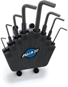 HXS2 Professional Hex Wrench Set With Bench Mount / Wall Mount Holder