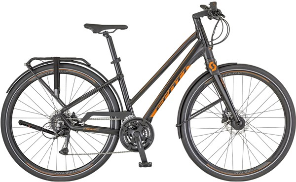 Scott Silence 30 Womens 2018 - Hybrid Sports Bike