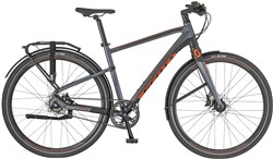 Scott Silence Evo 2018 - Hybrid Sports Bike
