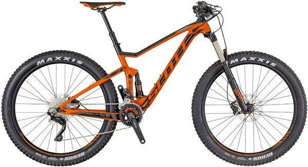 "Scott Spark 730 27.5"" Mountain Bike 2018 - Trail Full Suspension MTB"