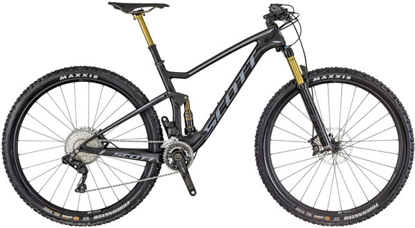 Scott Spark 900 Premium 29er Mountain Bike 2018 - Trail Full Suspension MTB