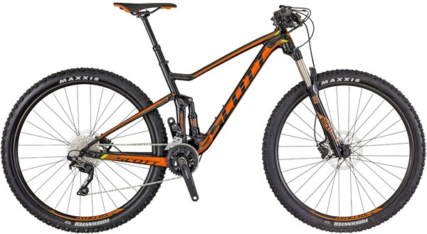Scott Spark 960 29er Mountain Bike 2018 - Trail Full Suspension MTB