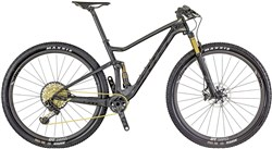Scott Spark RC 900 SL 29er Mountain Bike 2018 - XC Full Suspension MTB