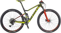 Scott Spark RC 900 World Cup 29er Mountain Bike 2018 - XC Full Suspension MTB