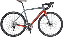Scott Speedster Gravel 10 2018 - Road Bike