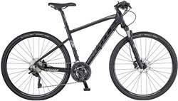Scott Sub Cross 10 2018 - Hybrid Sports Bike