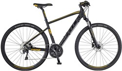 Scott Sub Cross 20 2018 - Hybrid Sports Bike