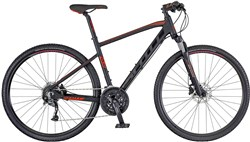 Scott Sub Cross 30 2018 - Hybrid Sports Bike