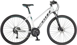 Scott Sub Cross 30 Womens 2018 - Hybrid Sports Bike