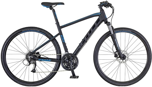 Scott Sub Cross 40 2018 - Hybrid Sports Bike