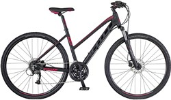 Product image for Scott Sub Cross 40 Womens 2018 - Hybrid Sports Bike