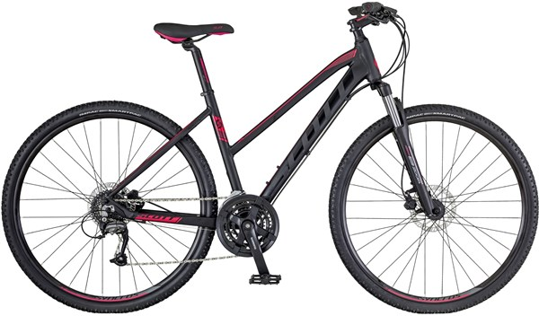 Scott Sub Cross 40 Womens 2018 - Hybrid Sports Bike