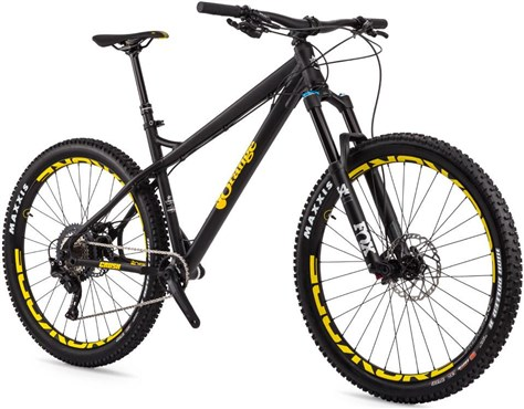 "Orange Crush Pro 27.5"" Mountain Bike 2018 - Hardtail MTB"