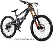 "Orange 324 Factory 27.5"" Mountain Bike 2018 - Downhill Full Suspension MTB"