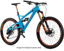 "Orange Alpine 6 Factory 27.5""  Mountain Bike 2018 - Enduro Full Suspension MTB"