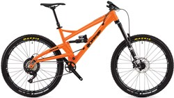 "Product image for Orange Alpine 6 Pro 27.5""  Mountain Bike 2018 - Enduro Full Suspension MTB"