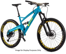 "Orange Five RS 27.5""  Mountain Bike 2018 - Trail Full Suspension MTB"