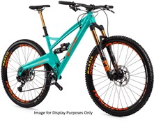Orange Stage 5 Factory 29er Mountain Bike 2018 - Trail Full Suspension MTB