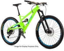 Orange Stage 6 RS 29er Mountain Bike 2018 - Enduro Full Suspension MTB