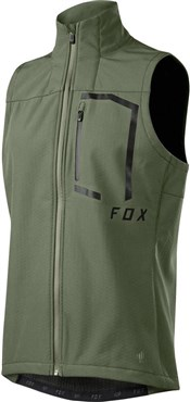 Fox Clothing Attack Fire MTB Vest / Gilet SS18