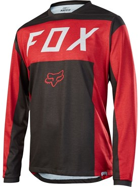 Fox Clothing Indicator Long Sleeve Moth Jersey AW17