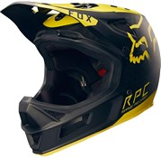Product image for Fox Clothing Rampage Pro Carbon Moth Full Face Helmet AW17