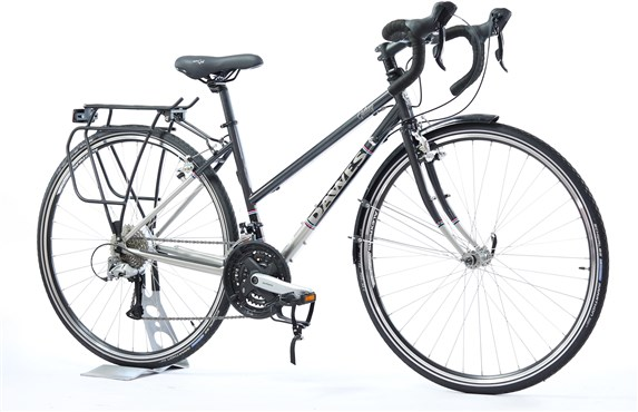 Dawes Galaxy Cromo Womens - Nearly New - 43cm - 2016 Road Bike