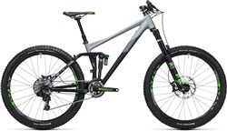 "Cube Fritzz 180 HPA Race 27.5"" - Nearly New - 22"" - 2017 Mountain Bike"