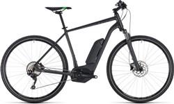 Product image for Cube Cross Hybrid Pro 500 2018 - Electric Hybrid Bike