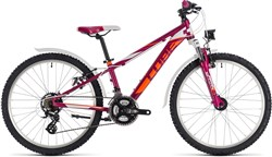 Product image for Cube Kid 240 Allroad Girl 24w 2018 - Junior Bike