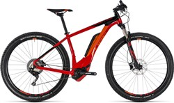 Product image for Cube Reaction Hybrid Race 500 29er 2018 - Electric Mountain Bike