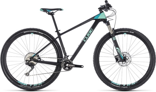 Cube Access WS C:62 Pro 29er Womens 2018 - Electric Mountain Bike