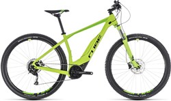 Cube Acid Hybrid One 500 29er 2018 - Electric Mountain Bike